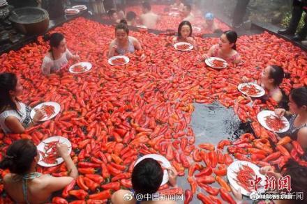 1分钟吃20个辣椒走红,经常吃太辣会怎样